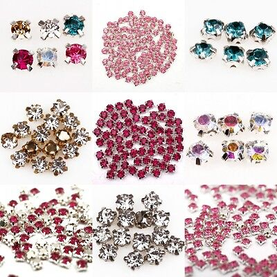 Wholesale Crystal Jewelry (Wholesale 200pcs Rhinestone Crystal Gemstone Spacer Beads For Jewelry Making)