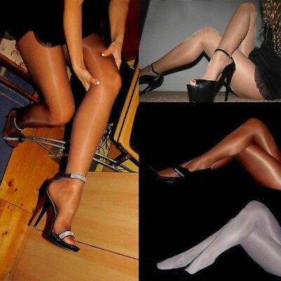 Sexy Spandex Glitter Stockings Women Skinny Pantyhose Elastic Tights Plus Size (Glitter Tights Plus Size)