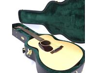 *AS NEW* 2016 Martin 000-15 Special Limited Edition Left Handed Acoustic Guitar - Trades