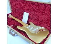 1989 Fender Custom Shop Homer Haynes HLE Vintage '57 Stratocaster - Gold - Trades