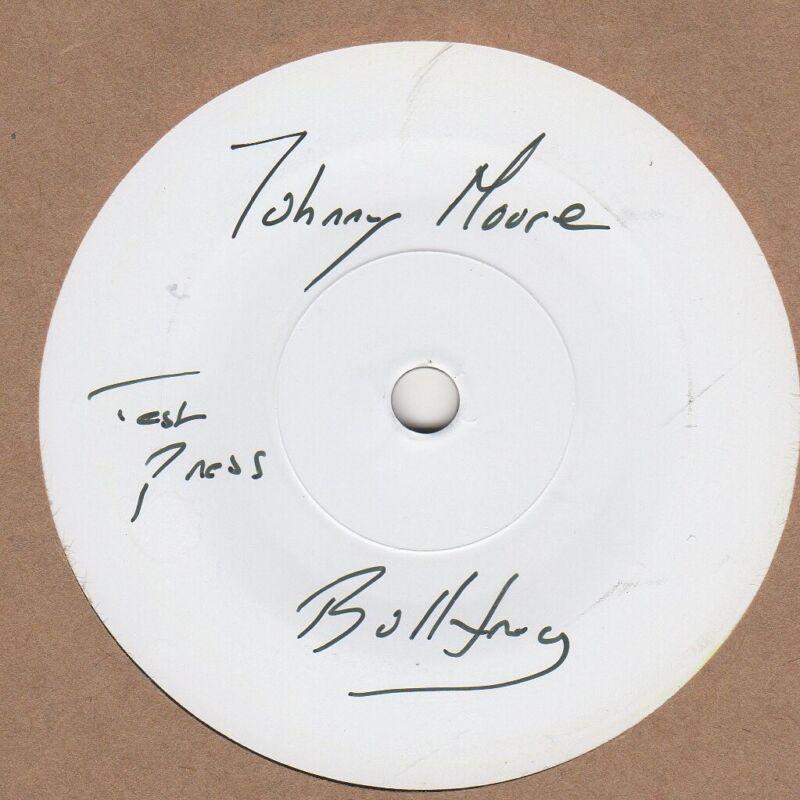 Johnny Moore Bullfrog Test Press Soul Northern motown