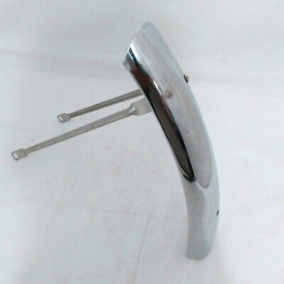 Wald Steel Fender Set 952-24 24 Middleweight Chrome