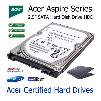 "500GB Acer Aspire 6930G 2.5"" SATA Laptop Hard Disc Drive HDD Upgrade Replacement"