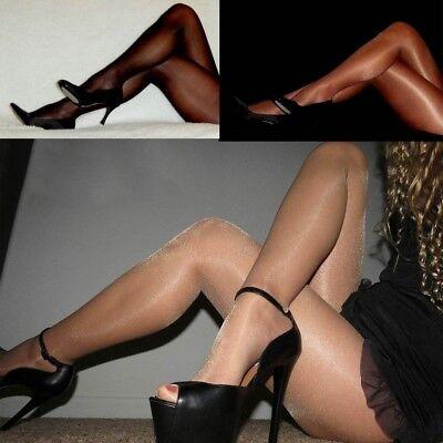 Sexy Shiny Glitter Stockings  Women Skinny  Pantyhose Plus Size Elastic Tights  (Glitter Tights Plus Size)