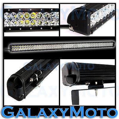 """52"""" 100x 3w CREE LED 300w LED LIGHT BAR Off Road 4x4 Combo Flood+Spot Beam Truck"""