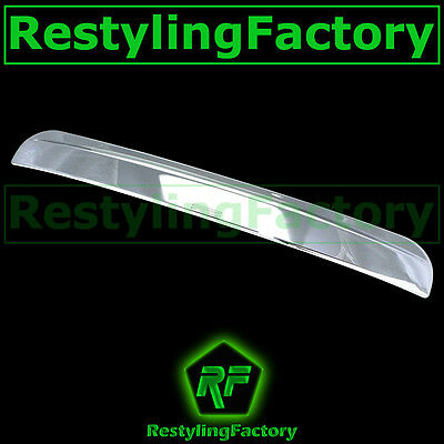 Ford Expedition Chrome Rear Hatch Trunk Top Liftgate Molding Cover Top only