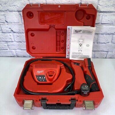 Milwaukee Digital Inspection Camera 2310-21 12V Li-Ion w 2 Battery and Extender