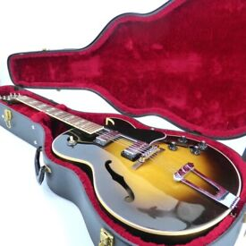 1982 Gibson ES-175D Vintage Guitar - ES175 - Tobacco Sunburst - Trades