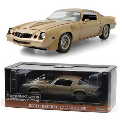 GREENLIGHT 13573 Judgment Day 1979 Chevrolet Camaro Z/28 Diecast Car 1:18