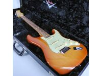 2009 Fender Custom Shop 'Custom Deluxe Modified' Stratocaster - Sienna Sunburst - Trades