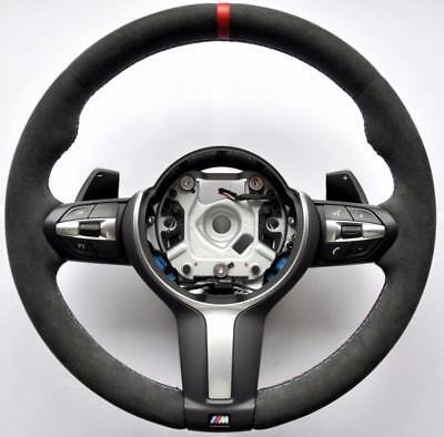BMW M SPORT ALCANTARA PERFORMANCE F10 F11 F07 GT F06 F12 F13 GC LCI F01 F02 F03 for sale  United Kingdom
