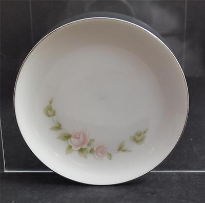 """Vintage Style House Fine China Tudor Rose Bread Butter 6 1/8"""" Y2"""