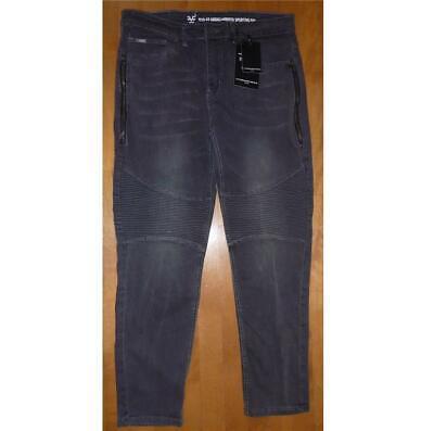 NWT Mens VERSACE Jeans 32x30 34x30 V19-69 Abbigliamento Sportivo SRL Denim Slim