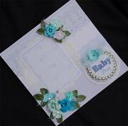 Baby Girl Scrapbook Pages