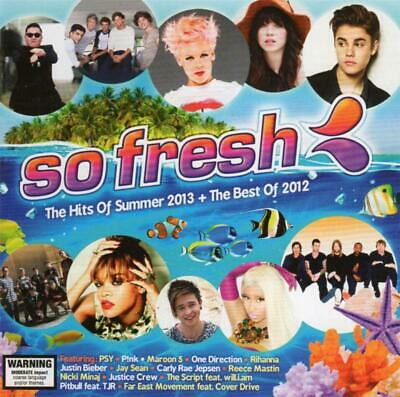 SO FRESH Hits Of Summer 2013 Best of 2012 2CD  PSY Pink One Direction (Best Of One Direction Cd)