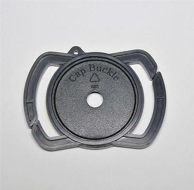 THE CAP BUCKLE LENS CAP KEEPER 40.5MM OR 62MM AND 49MM CENTRE PINCH CLIP ON CAP