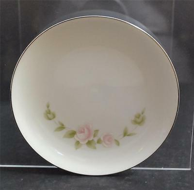 """Vintage Style House Fine China Tudor Rose Bread Butter 6 1/8"""" Y5"""