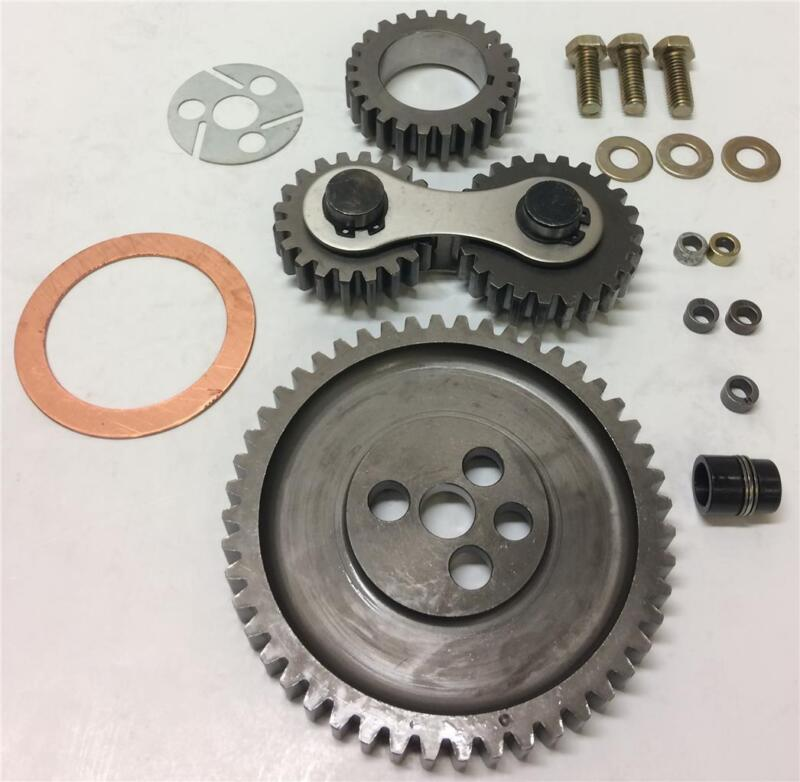 1966-1978 Big Block Mopar Dodge 440 Dual Idler QUIET Timing Gear Drive Set Kit