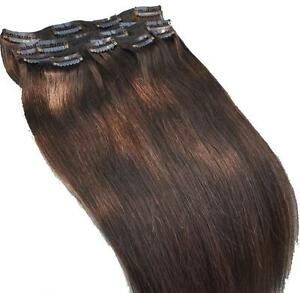 Clip in hair extensions ebay brown clip in hair extensions pmusecretfo Choice Image