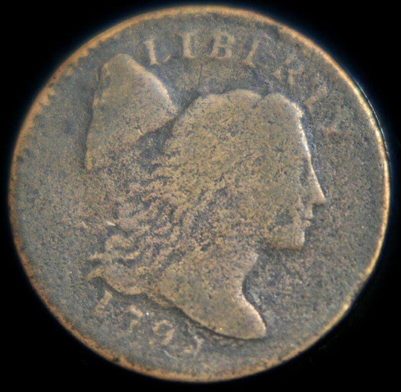 1795 Liberty Cap Large Cent | ☆Very Fine!!☆  -Rare-   *151