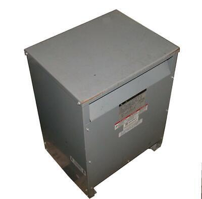 Square D 15t2372h 3-phase General Purpose Transformer 15 Kva