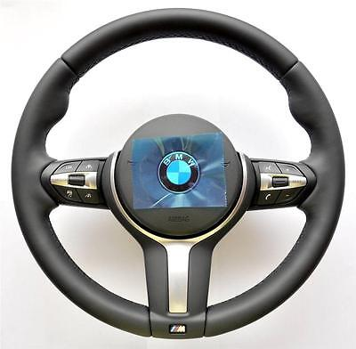 FULL HEATED ACC BMW M Sport F10 F11 F07 GT F12 F13 F06 GC F01 F02 Steering wheel