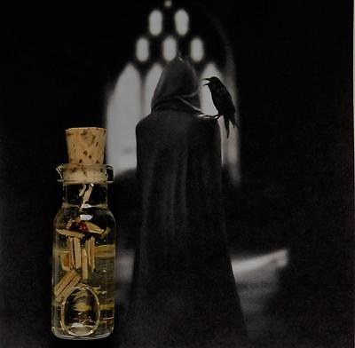 WITCHES CLOAK Protection Potion Anointing Oil Ritual Oil ~Wicca Witchcraft Pagan