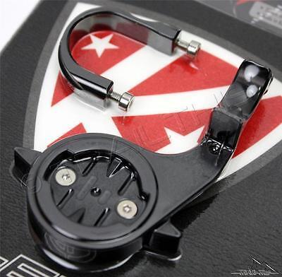 K-Edge TT 22.3mm Aero Bar Bike Mount Black fits Garmin Edge 200/510/520/810/820