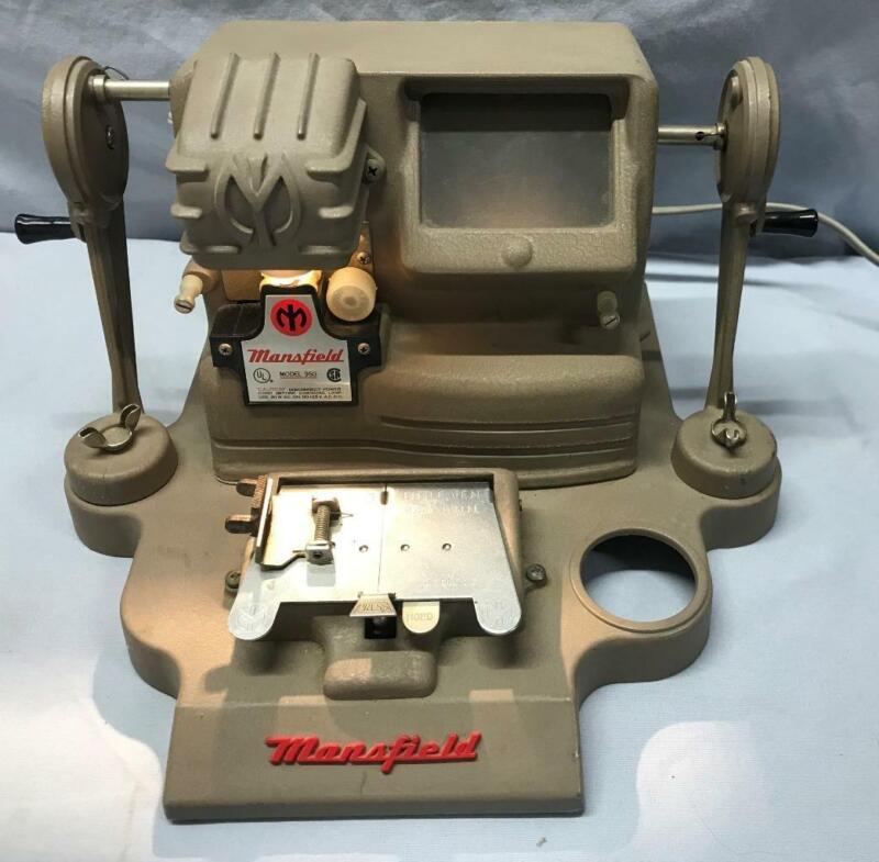 Vintage MANSFIELD 8 mm Film Editor Viewer - Model 950