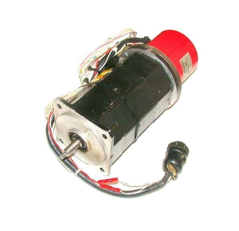 Ge Fanuc  A06b-0524-b251  1-0/3000  Ac Servo  Motor W/encoder