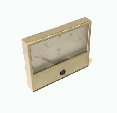 9505 0-200 10 Volts Analog Panel Meter