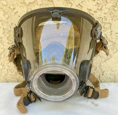 Scott Scba Mask Av2000 Full Facepiece Small