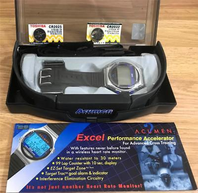 Acumen Excel Performance Accelerator For Advanced Cross Training Heart Rate