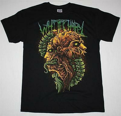 Whitechapel Anatomy Deathcore Chelsea Grin Despised Icon New S Xxl Black T Shirt