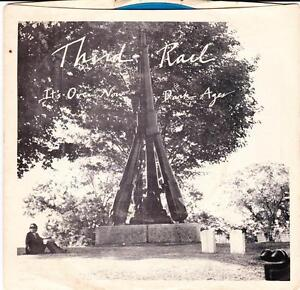 THIRD-RAIL-USA-45-78-ITS-OVER-NOW-BLUE-WAX-RICHARD-NOLAN-PUNK-KBD