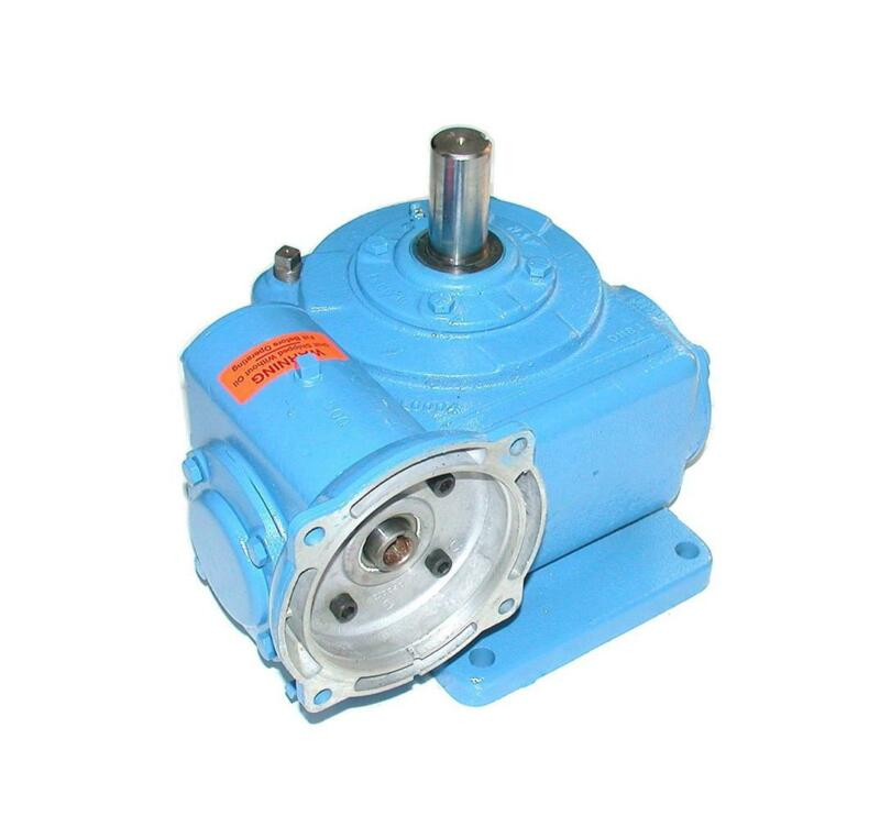 New Morse Emerson  250CDVR-LU  Speed Reducer Gearbox 500: 1 Ratio