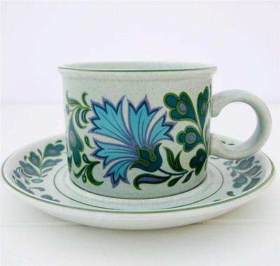 Vintage Midwinter Stonehenge Caprice Tea Coffee Cup Saucer Retro 70's
