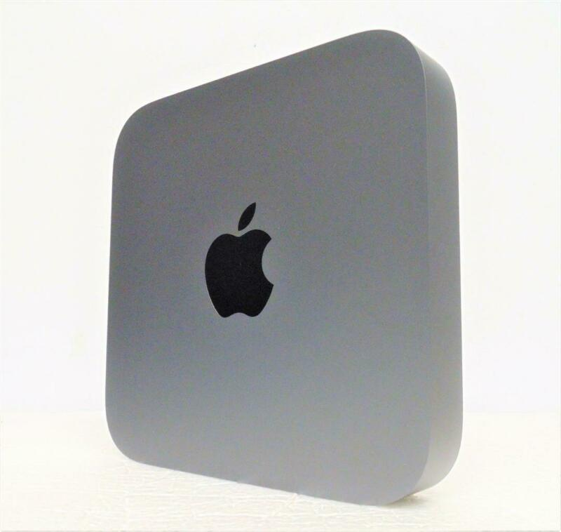 Apple Mac Mini Core i3-8100B 3.6GHz 8GB RAM 128GB SSD Late 2018 macOS Mojave