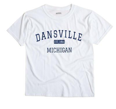 Deckerville Michigan MI T-Shirt EST