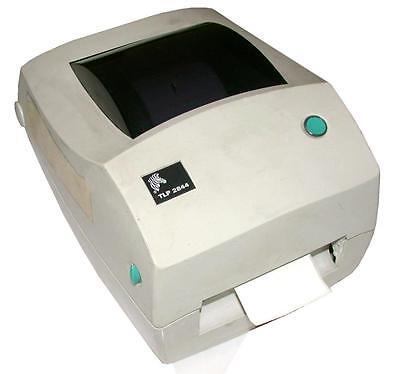 Nice Zebra Tech. Corp. Label Printer Model Tlp2844