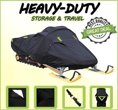 600D Sled Snowmobile Sled Cover Yamaha Venture 600 1997 1998 1999 2000 2001-2006
