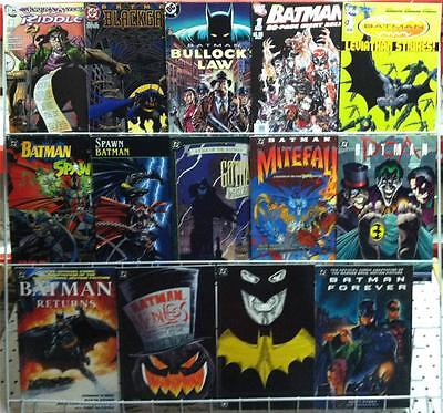 Batman Prestige *41 comics* lot, set, O'Neil, Mignola, Keith, Casey