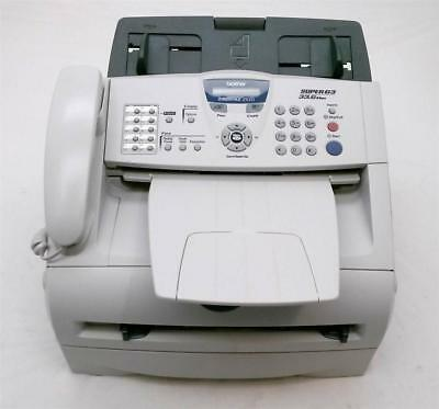Brother Fax 2920 Laser Plain Paper Faxcopier Drum Is 100 Low Page Count