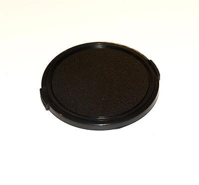 PLASTIC CLIP ON LENS CAP FOR 49MM LENSES UNIVERSAL GENERIC CAP