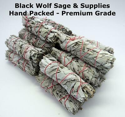 Wholesale Bulk White Sage Smudge Bundle 4