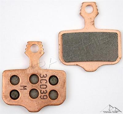 Avid Xx Disc Brake - 1-Pair Genuine AVID Elixir Sintered Steel Disc Brake Pads for Elixir 1 7 9 XX X0