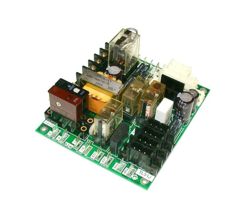 GE Fanuc A16B-1600-0080/02A  Relay PCB Circuit Board
