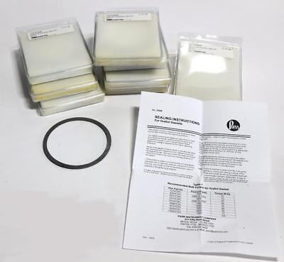 Lot Of 8 Egc Enterprises Grafoil Gaskets Pn 315hckl For Parr Reactor - New