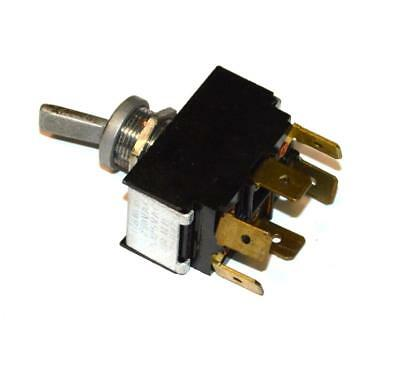 A-hh 2-position Toggle Switch 250 Vac 10 A 125 Vac 15 A 34 Hp 20-240 Vac