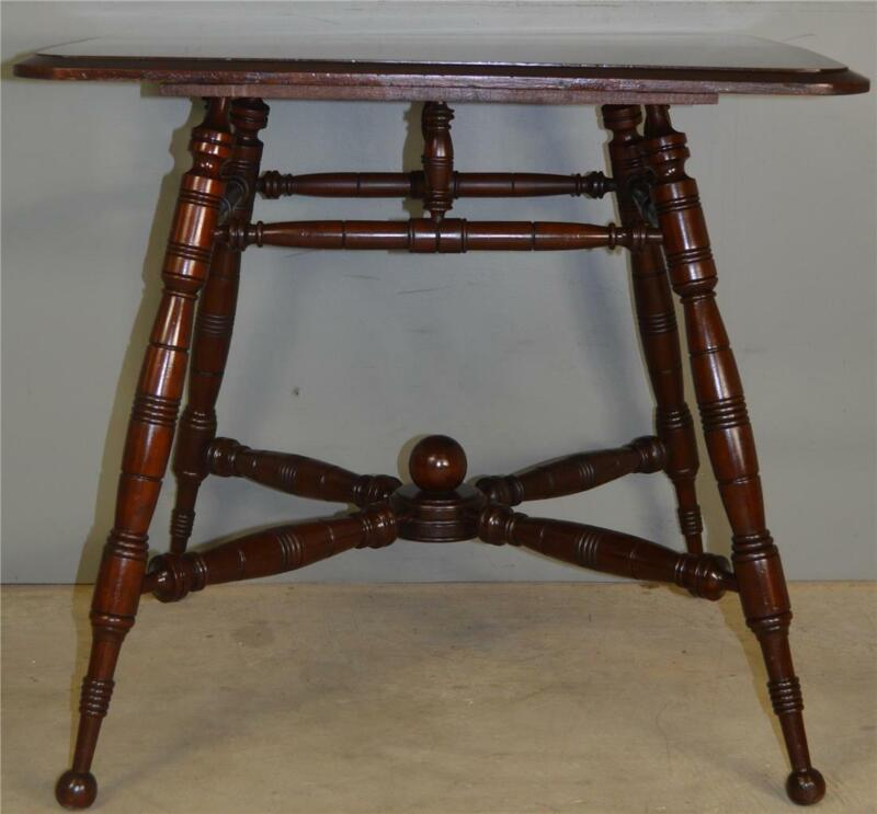 17120 Oversize Parlor Stand Small Dining Table